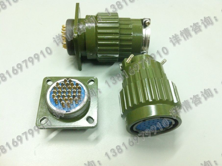 Aviation plug connector y2m28-4 core - 37 core yp28-4 core - 37 core cord lock type quick coupling(China (Mainland))