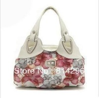 The new 2012 sweet lady handbag ladies handbag for free shipping
