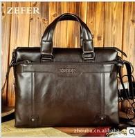 2013 new fahion man bag male briefcase handbag one shoulder bag birstday gift Christmas gift for husband free shipping wholesal