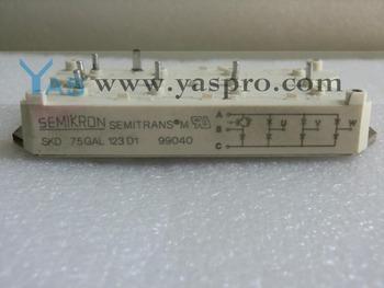 ORIGINAL semikron rectifier SKD75GAL123D1