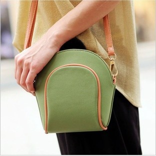 2013 New arrival femal  shell shape mini bag messenger small bag