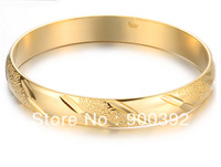Wholesale 18K Gold Plated Jewelry, Bridal  Bangles KH767