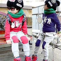 Wholesales-kids finger suits,children thicken hoodies suits,boys Rock Paper Scissors clothing wholesale,4pcs/lot