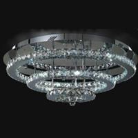 Lighting led crystal ceiling light dream crystal ice series of modern living room lamp mx103508-69a