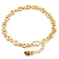 Wholesale 18K Gold Plated Bracelets ,Fashion jewelry  KS130