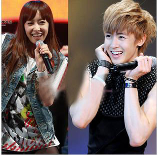 2pm nichkhun fx Song Qian Weini couple shinee same paragraph surrounding punk bracelet bracelet(China (Mainland))