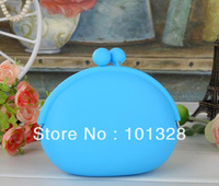 2013 Ladies'  silicone coin purse