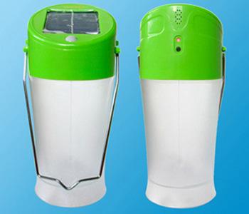 solar led lantern 0.5W (Green)