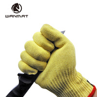 High Quality cut-resistant gloves armfuls glass cut-resistant gloves Protective glove 1 pair
