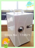 2013 HOT SELLER  Summer mini cooler 18L AC220-240V/60HZ  DC 12V portable car fridge.car cooler