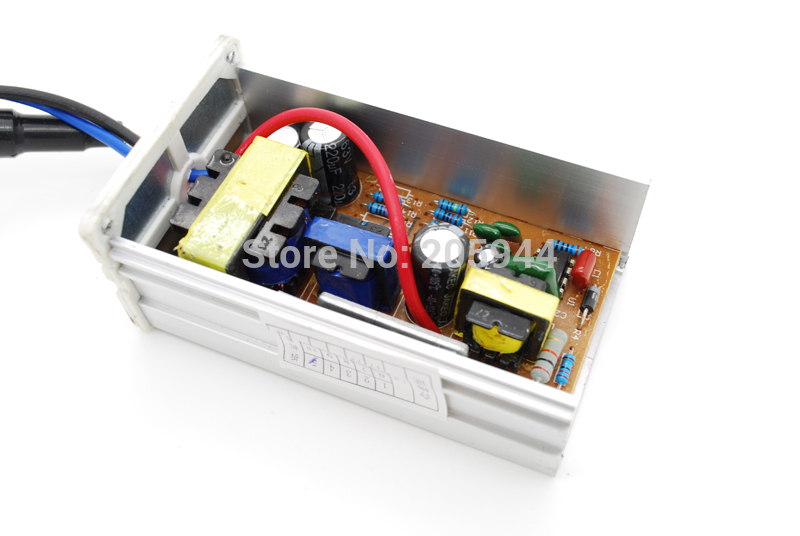 DC/DC CONVERTER STEP TO DC 100W DC-DC Converter 48V STEP to 12v Free shipping(China (Mainland))