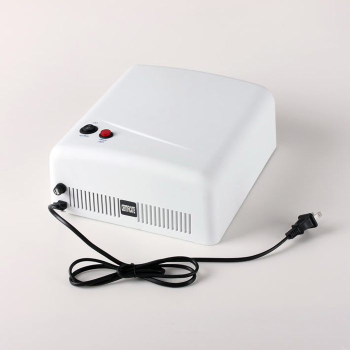 36W 110V Nail Art UV Lamp Salon Gel Curing Tube Light Dryer Machine US 50198110B(China (Mainland))
