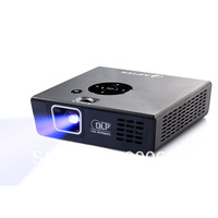 100 lumens dlp mini projector WVGA 854*480 pixels support HDMI android/blackberry device pocket projector home theater