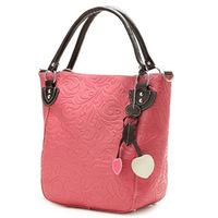 New Fashion Elegant Watermelon Red Ladies Girls Women's Handbag Bag, Free Shipping + Wholesale!