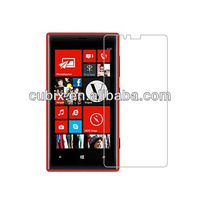 Free Shipping 3PCS for Nokia Lumia 720 Screen Guard Anti-Scratch & Dust-Proof Crystal by CUBIX