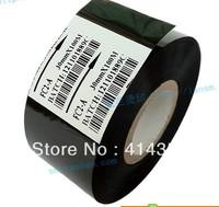 100pcs/lot 35*100M black ribbon for model HP-241B /DY-8 coding machine,date printing machine