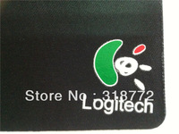1pc free ship Logitech High Quality Mousepad Mouse Pad Mat for PC Computer Laptop Notebook