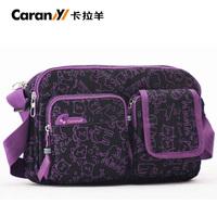2014 FREE SHIPPING Kalayang casual sports women's carry bag multifunctional messenger bag shoulder bags c4529