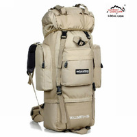 75l mount mountaineering bag outdoor backpack travel l431