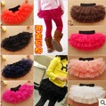 2013 female child princess dress bust skirt puff skirt dress layered tulle dress