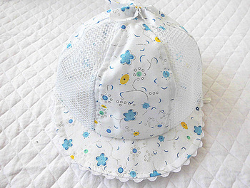 wholesale 2013 New spring and summer cute kids hat,baby baseball cap,infant lovely cricket-cap