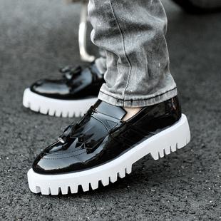 online kaufen gro handel mens thick sole shoes aus china mens thick sole shoes gro h ndler. Black Bedroom Furniture Sets. Home Design Ideas