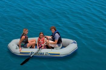 Intex  68377  Generation II Seahawks three boat group