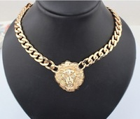 Free Shipping 327 female fashion necklace personality punk wind pulling  1 pc Wholesale