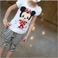 2013 girls clothing princess sleeve short-sleeve t-shirt