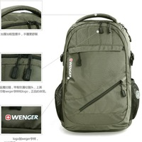 Free shipping hot sale Wenger Business Travel Backpack,Schoolbag,Professional backpack SAB87610109037