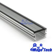 DHL/FEDEX /EMS Free shipping- 100CM  LED  Light housing for  18W 24W  wash wall profile heatsink