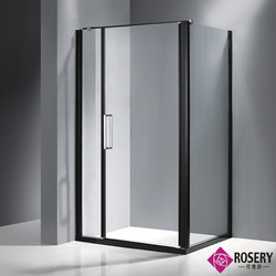Shower cabin simple shower bathroom glass door aa-p131a(China (Mainland))