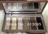 Free Shipping New Makeup 6 Colors Eye Shadow Palette (1pcs/lot) 3 Colors