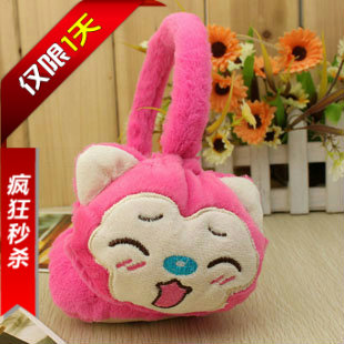V9226 sweet all-match cartoon thermal gentlewomen ear earmuffs female earmuffs(China (Mainland))