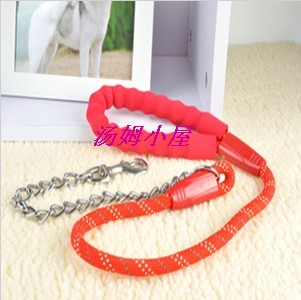Pet rope round traction belt dog rope(China (Mainland))