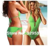 Factory direct  Free shipping Hot Sale Fashion Sexy Women Swimwear Lady Bikini Beachwear 8 color swimsuit