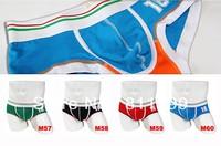 MOQ 1pcs free shipping by china post  High Quality Men's Underwear Briefs Modal Underwear/ Man Underwear