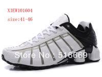 FREE Shipping shox tennis mens shoes for man, leather male running for sale