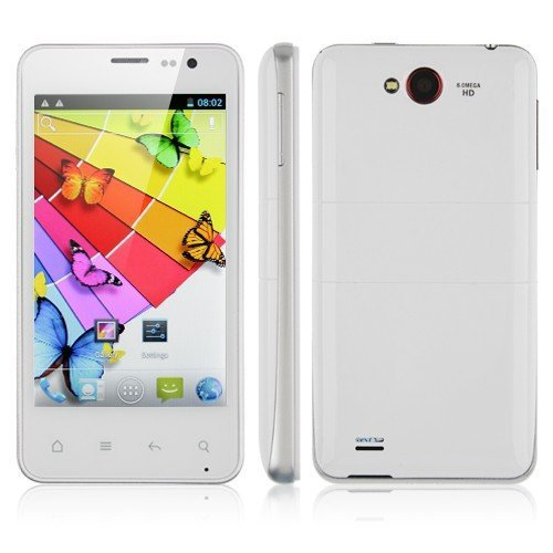 Hot sales! 4 inch Capacitance Touchscreen Star One X2 Android 4.0 ICS Smartphone with MTK 6575 CPU(China (Mainland))