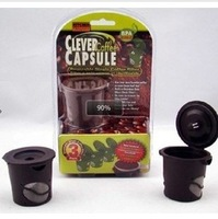 Free shipping new as seen on tv clever coffee capsule 3pcs/set