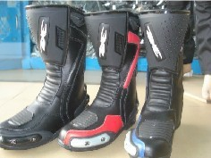 Free shipping 2013 NEW motorcycle boots Racing Boots,Motocross Boots,Motorbike boots SIZE: 40/41/42/43/44/45 [Sy19](China (Mainland))
