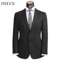 Hot salling America Australia QG male business casual plaid suit single outerwear hs1552