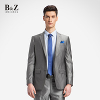 Hot Selling America Australia Of bz suit commercial 2013 spring male suit jacket slim formal top male