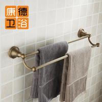 Copper antique pendant round fashion antique towel double pole antique brass towel rack