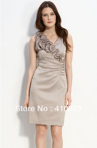 free shipping new style cheap short dress(China (Mainland))