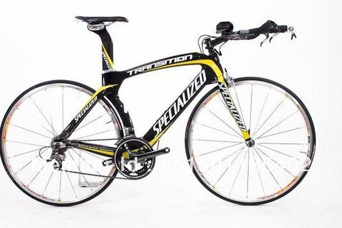 Specialized Transition Comp Carbon Time Trial Triathlon Road Bike Large 56cm(China (Mainland))