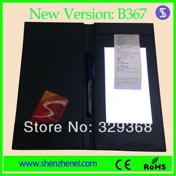 New Version Lighted LED resturant check presenter B367