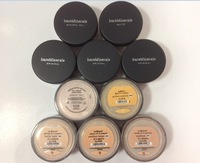 New Prevent bask loose powder,bareMinerals bare Minerals Escentuals SPF15 Foundation, 8g(30 pcs/lots),Perfect beautiful girl!