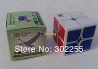 Wholesale 20pcs/lot 5.0cm Dayan zhanchi 2x2 I magic speed cube twist puzzle toy + Fedex/EMS free shipping