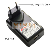 EU USB Sync Dock Battery Charger For HTC Wildfire S A510e